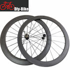 700C 1620g Front 50mm + Rear 88mm Clincher  Wheelset Road Bicycle Carbon Wheels