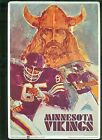 1968 C10 Fleer Big Sign New/Old unopened NFL football card Minnesota Vikings