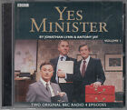Yes Minister Volume 1 Radio Episodes Audio CD Open Government Big Brother