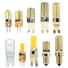 G4 G9 E14 LED Capsule Bulbs Candle Light SMD GU5.3 Chandelier Replace Halogen UK