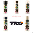 TRG Leather Vinyl Dye Spray/Shoe/Boot/Car Seat/Handbags 400ML (5 Colours)