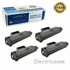 4 Pack Toner Cartridge MLT-D104L MLT-D104S For Samsung ML-1665 ML-1865 Series