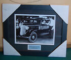 Chrysler One Millionth Car off the Assembly line Framed/ Matted Picture 14 x 13