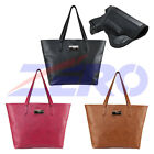 VISM Leather Concealed Carry Gun Purse CCW Tote Bag Holster Concealment Handbag