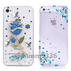 Dragonfly Rose Soft TPU Ultra Thin Back Case Cover Skin For Mobile Phone #1 M19