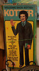 Vintage 1976 Welcome Back Kotter Gabe Kaplan Cut Outs Box Only