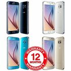 Samsung Galaxy S6 Sm-g920f - 32gb - (unlocked) Smartphone Various Colours
