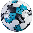 adidas 2017 Glider MLS Soccer Ball White/Dark Onix AZ3211