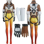 OW Overwatch Tracer outfit halloween costume Lena Oxton cosplay costume toys