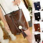 Women Leather Satchel Handbag Shoulder Tote Messenger Bag Crossbody Bag Fashion