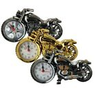 Creative Motorcycle Motorbike Quartz Table Desk Alarm Clock - Cool and Stylish