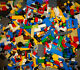 Bulk LEGO LOT! 6 pound box of Bricks, parts, Pieces, Tires, accessories