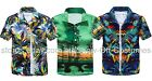 MENS HAWAIIAN SEA THEMED AROUND THE WORLD COSTUME SHIRTS