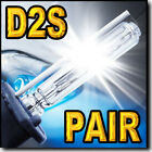 2 X 35W D2S HID XENON HEAD LIGHT BULBS STOCK HID LOW BEAM 4K 6K 8K 10K @