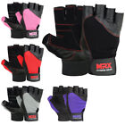 Weight Lifting Gloves Gym Training Workout Bodybuilding Weightlifting Glove MRX