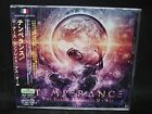 TEMPERANCE The Earth Embraces Us All + 1 JAPAN CD (& Video Clip) Secret Sphere