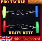 Pro Quality 25 X Zip Sliders For Sea Fishing booms Rigs / Boat
