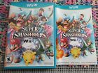 Wii U Replacement Cases Your Choice CASE ONLY NO GAME