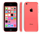 Apple iPhone 5c 16gb Unlocked Smartphone in Pink, Blue, Green, Yellow & White