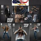 1/6 wolverine logan figure full set w/ body Worldbox very hot toys ❶US Seller❶
