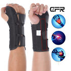New Carpal Tunnel Wrist Brace Support Sprain Forearm Splint Band Hand Strap SFC