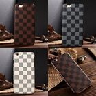 Luxury Deluxe Fashion Case Cover for Apple iPhone 5 5S SE 6 6S Plus 7 7 plus