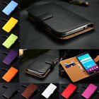 Leather Wallet Stand Flip Card Slot Case Cover For LG G3 V20 G4 G2 G5 G6 Q6 V30