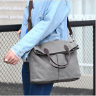 Handbag Fashion Vintage Canvas Shoulder Messenger Crossbody Bags Shopping Tote