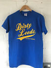 Dirty Leeds Pride of Yorkshire Ladies Mens Adults T Shirt Leeds United New