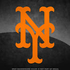 "New York Mets NY Vinyl Decal Sticker - 4"" and Larger Sizes Available - MLB on Ebay"