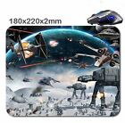 Star Wars PC Laptop Gaming Anti-Slip Rectangle Mouse Pad Mousepad $22.95 AUD on eBay