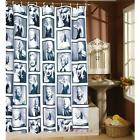 Fashion WaterProof Marilyn Monroe Pattern Home Bathroom Shower Curtain