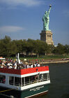Art Print POSTER / Canvas Miss Freedom Near the Statue of Liberty