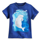 Disney Store Finding Dory Memo, Bailey Boys T-shirts Tee -Size 4, 5/6 years -NWT