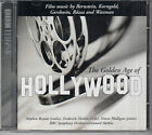 The Golden Age of Hollywood : BBC Classical CD Bernstein, Korngold, Rozsa + MINT