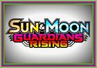 XY Sun &amp; Moon GUARDIANS RISING Booster Code Cards - Pokemon Online TCG Codes <br/> AVAILABLE NOW - RAPID EMAIL DELIVERY - BEST VALUE!