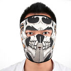 Horror maskc Neoprene FULL Reversible Bike Motor Bike Scary Sports Face Mask
