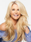 21 Inch Straight Hair Extensions by Christie Brinkley Clip In Heat Friendly
