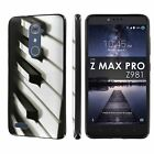 For ZTE [ZMAX PRO] [Carry Z981] [Blade X Max] [Slim Cover Case] Design [R]