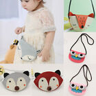 Внешний вид - Baby Girl Fox Shoulder Bag Cute Owl Storage Crossbody Messenger Bags Handbag #a