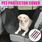 Pet Dog Cat Car Seat Cover Waterproof Hammock Protector Mat OR Safety Seat Belt