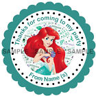 Personalised Ariel stickers For Sweet Cones etc, 3 Sizes - Ref MX01-05