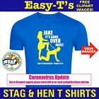 Stag Do T Shirts Custom Printed T Shirt Personalised T Shirt Stag T Shirt Hen T