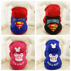 Внешний вид - Various Pet Puppy Small Dog Cat Pet Clothes Dress Sweater Apparel Clothes Hoodie