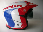 New Hebo Zone 5 Red Trials Helmet Gas Gas Montesa Ty Txt Pro Beta 4RT REV3 EVO