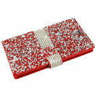 Bling Crystal Diamond Rhinestone  Wallet for ZTE Z MAX PRO | ZMAX Pro Carry Z981