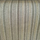 Luxury 48oz TWIST Pile 80% WOOL | Grey TAUPE Beige STRIPED Carpet ACTION BACK