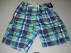 Brand New Kanu Surf Board Shorts Men's Contender Swim Suit Trunks