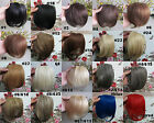 """8"""" 100% Real Human Hair Extension Fringe Bang Clips In 20g More Choose"""