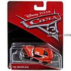 Disney Pixar Cars 3 Tim Treadless 1:55 Die-Cast Car NIP